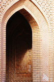 Islamic Door Royalty Free Stock Images