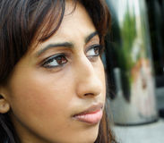 Islamic Female Stock Image