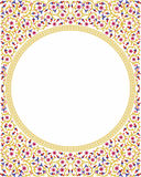 Islamic Floral Ornament Stock Photography