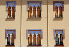 Islamic Front in Cordoba Stock Photo