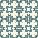 Islamic geometric ornament. Arabic seamless pattern. stock illustration