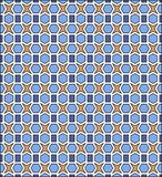 Islamic geometric pattern Royalty Free Stock Photos