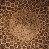 Islamic geometric pattern in Mosque Stock Images