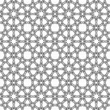 Islamic girih pattern background Royalty Free Stock Images