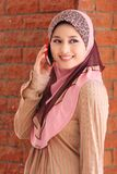 Islamic girl Royalty Free Stock Photography