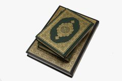 Islamic Holy Books 1 Royalty Free Stock Photos