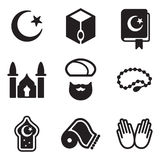 Islamic Icons Stock Photo