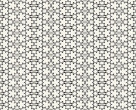 Islamic inspired seamless pattern vector Stock Images