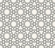 Islamic inspired seamless pattern vector Stock Photos