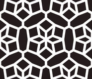 Islamic inspired seamless pattern vector Royalty Free Stock Photography