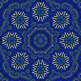 Islamic inspired wallpaper Stock Image