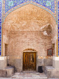 Islamic Iranian architecture - Ardabil Royalty Free Stock Photo
