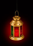 Islamic lamp Stock Photos