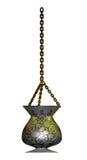 Islamic Lamp - Kandil royalty free illustration