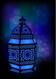 Islamic lamp for Ramadan / Eid Stock Photography