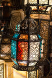 Islamic lantern Royalty Free Stock Photos