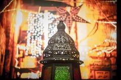 Islamic lantern Royalty Free Stock Photography