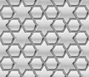 Islamic Metal Pattern Background Stock Image