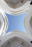 Islamic monument in Doha, Qatar Royalty Free Stock Images