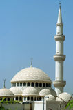 Islamic Mosque. Tomb and Minar Royalty Free Stock Photo
