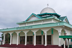 Islamic Mosque in Balai Island Royalty Free Stock Images