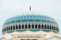 Islamic mosque dome in Amman, Jordan Stock Images