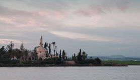 Islamic Mosque Larnaca Cyprus Royalty Free Stock Image