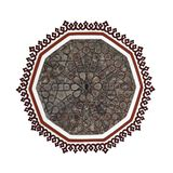 Islamic Mosque Pattern Royalty Free Stock Images