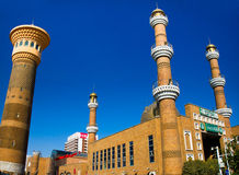Islamic mosque in Urumqi, Xinjiang China Stock Image