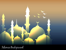 Islamic mosques Stock Photography