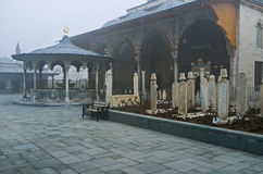 The islamic museum of Konya Stock Images