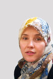 Islamic muslim woman Stock Photos
