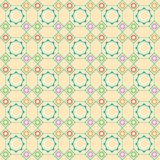 Islamic ornament. Background with seamless pattern. Vector illustration. Islamic ornament. Background with seamless pattern in islamic style. Vector illustration Royalty Free Stock Images