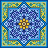 Islamic ornament. Classic antique islamic  vector ornament Stock Images