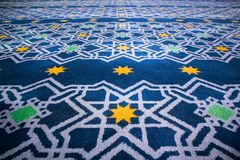 Islamic Ornament design background royalty free stock images