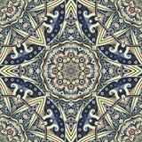 Islamic ornament , persian motiff . 3d ramadan islamic round pattern elements . Geometric circular ornamental arabic symbol. Gold background vector illustration