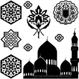 Islamic ornaments Stock Photo