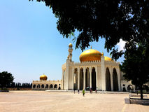 Islamic Palace,China. The Hui nationality is by China's domestic and foreign Persia, Arabia, Central Asian peoples and other ethnic composition is formed in Stock Photography