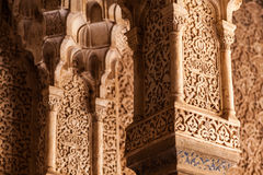 Islamic Palace Interior Stock Photography