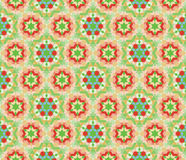 Islamic pattern 02. An islamic pattern that can be used for tiling Stock Image