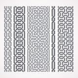 Islamic pattern Royalty Free Stock Photography