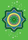 Islamic pattern. Classic Islamic Pattern Graphic Icon Stock Photography