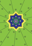 Islamic pattern Royalty Free Stock Image