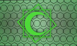 Islamic pattern, 3d Stock Images