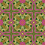 Islamic pattern seamless Stock Photo