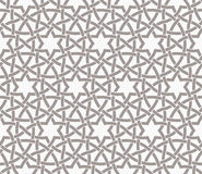 Islamic pattern. Seamless pattern in islamic style for background Stock Images