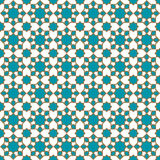 Seamless islamic pattern and background vector illustration Stock Image