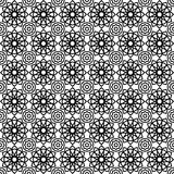 Seamless islamic pattern and background vector illustration Stock Illustration