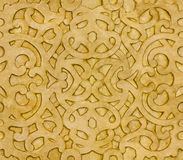 Islamic Pattern tile. Islamic Pattern that can be tiled as a Background Royalty Free Stock Photo