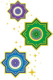 Islamic pattern Stock Photos